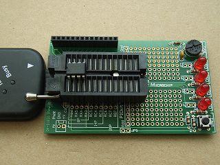 MicrochipのPICkit2スターターキットを改造